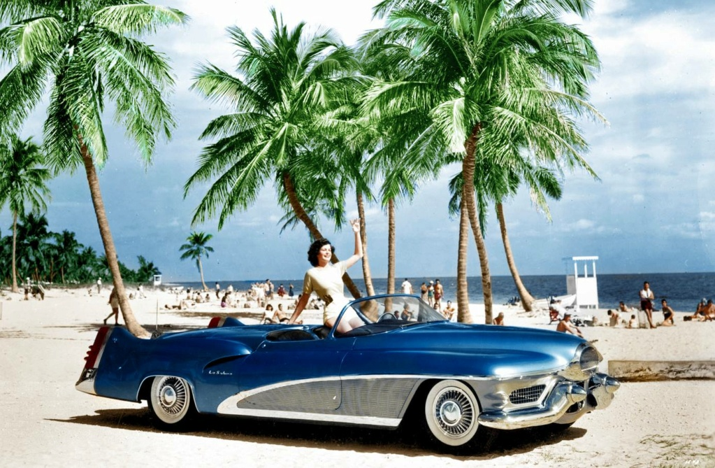 B & W Classic cars and vintage pics colorized by Imbued with hues 12265910