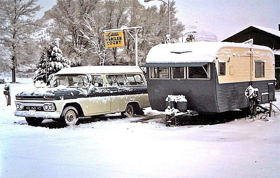 Vintage pics - Caravaning et retro camping - Vintage trailer & van 12274610