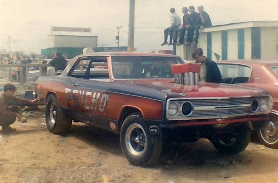 Dragster  vintage pics - old pictures ,vieilles photos - Page 2 12281410
