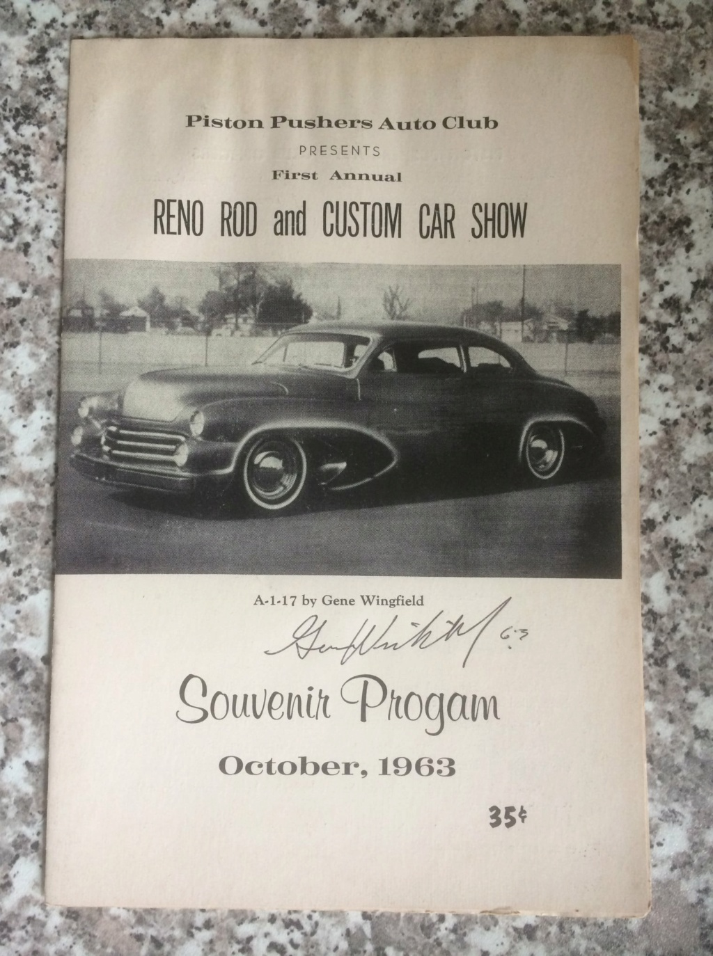 Vintage Car Show pics (50s, 60s and 70s) - Page 23 12297610