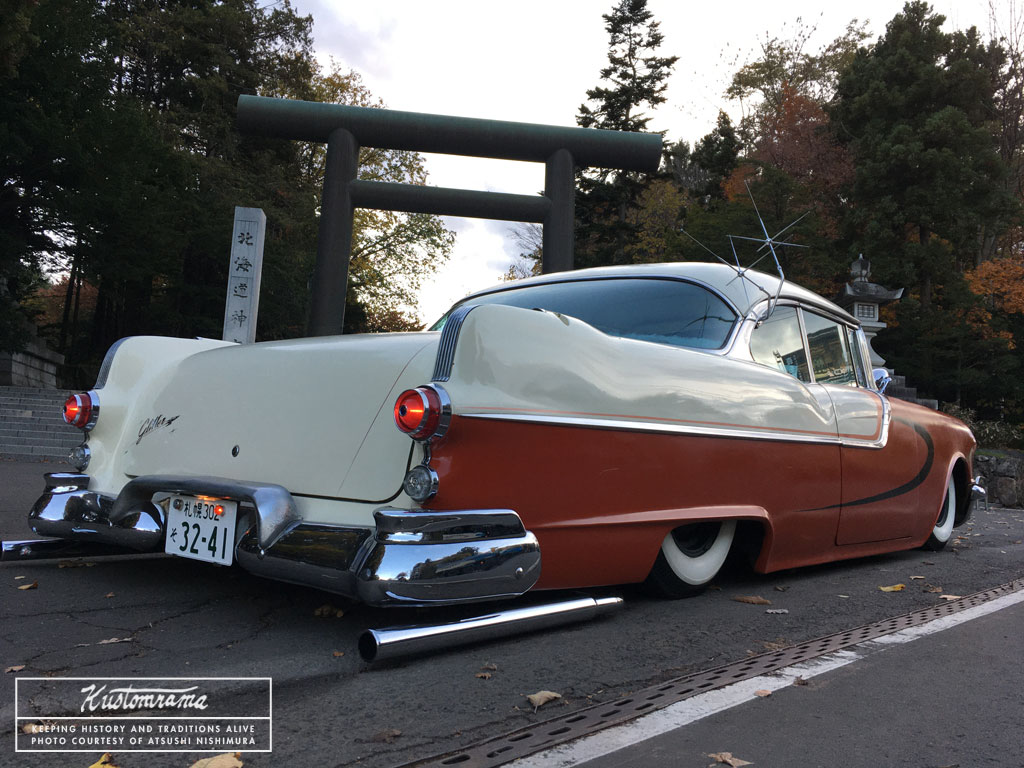 Pontiac 1955 - 1958 custom & mild custom - Page 3 12298110