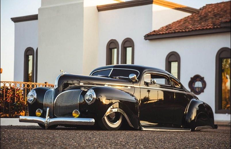 1940 Dodge - menges twin speedshop 12306010