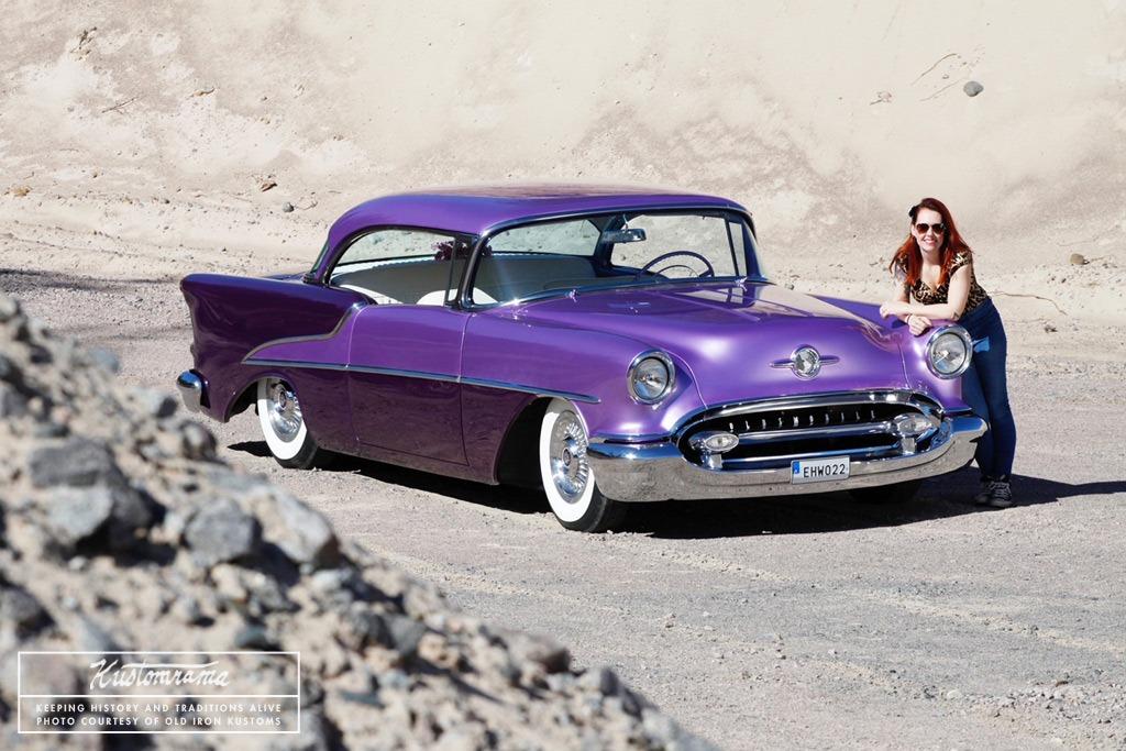 Oldsmobile 1955 - 1956 - 1957 custom & mild custom - Page 6 12330010