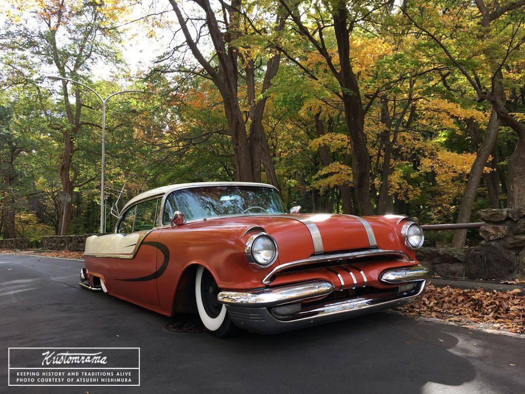 Pontiac 1955 - 1958 custom & mild custom - Page 3 12330110