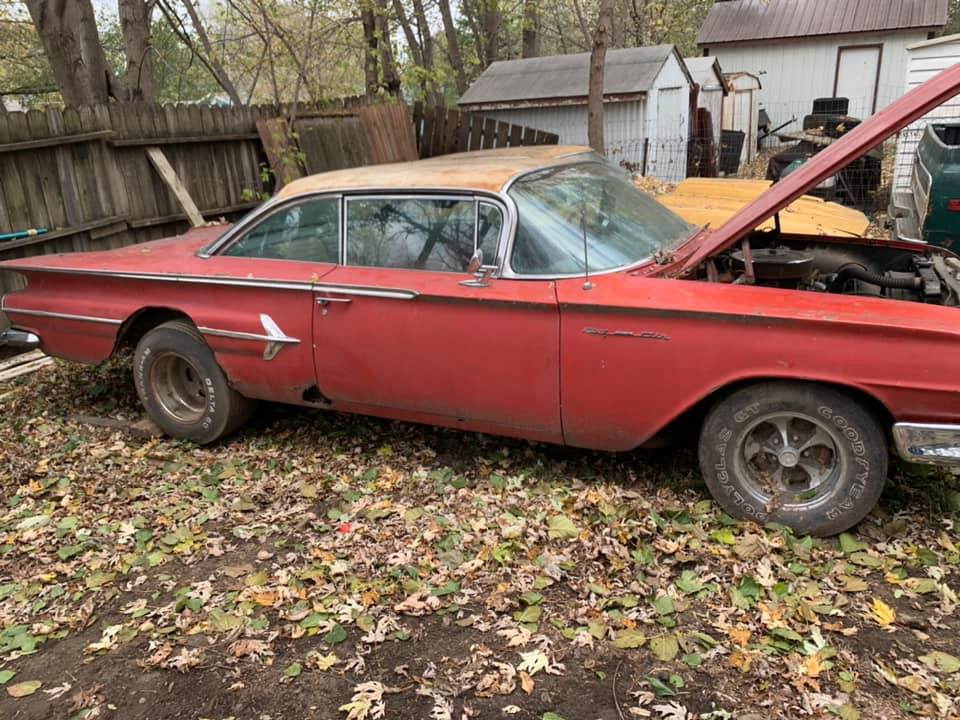 1960's GM gasser 12333110