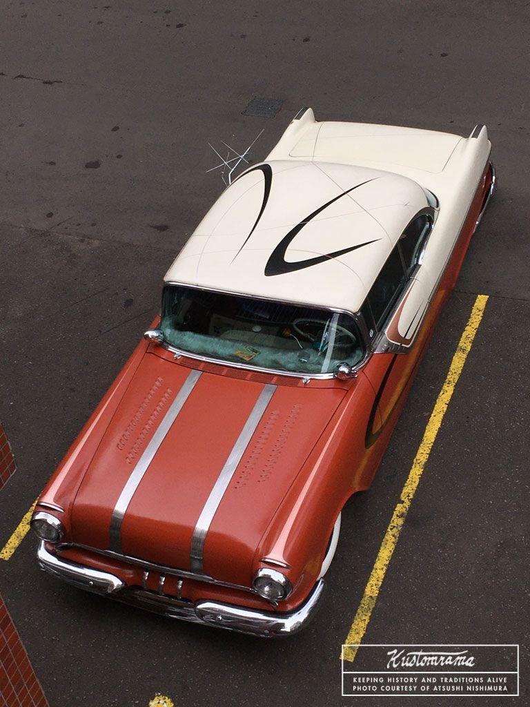 Pontiac 1955 - 1958 custom & mild custom - Page 3 12335210