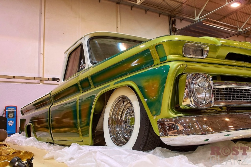 Chevy Pick up 1960- 1966 custom & mild custom 12362810
