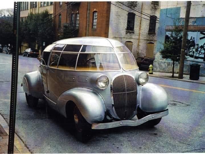 1934 - McQuay-Norris Streamliner-  12363810