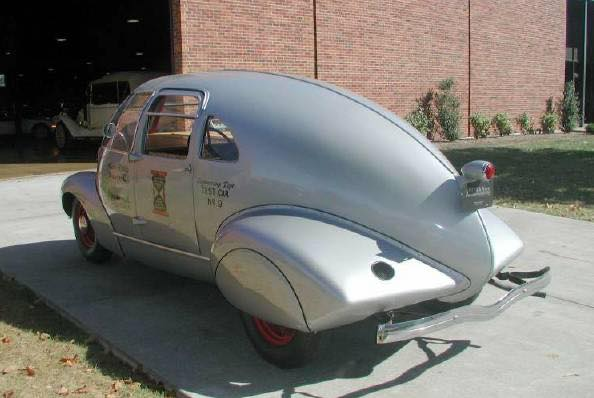 1934 - McQuay-Norris Streamliner-  12371010