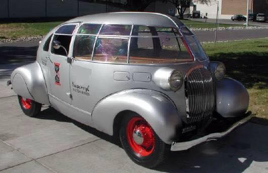 1934 - McQuay-Norris Streamliner-  12371110