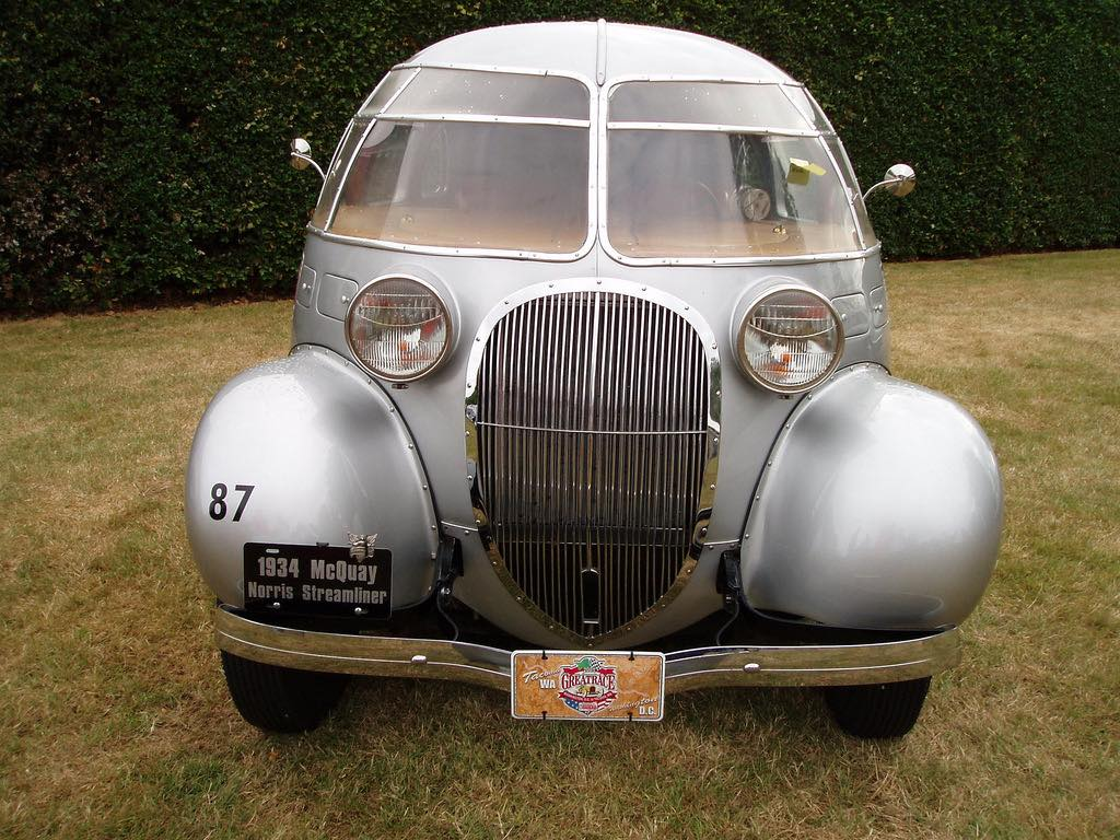 1934 - McQuay-Norris Streamliner-  12372310