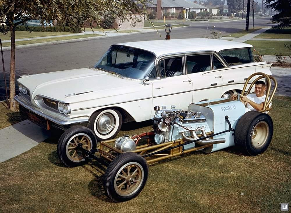 1950's & 1960's hot rod & dragster race - Page 4 12376910