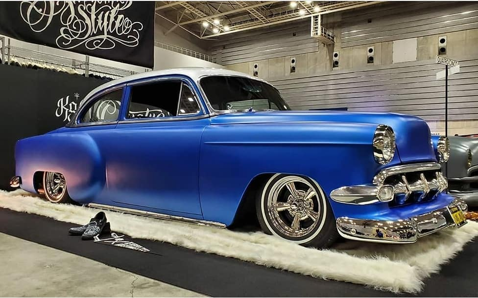 Chevy 1953 - 1954 custom & mild custom galerie - Page 17 12497410