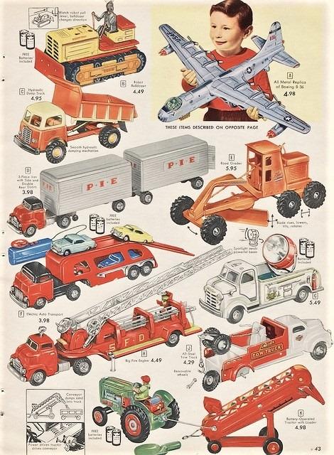 publicités jouets vintage - vin tage toys ad 12594010