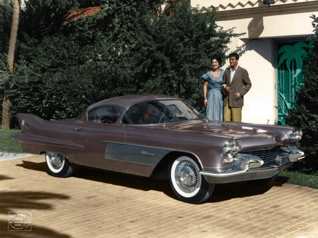 B & W Classic cars and vintage pics colorized by Imbued with hues 12628510