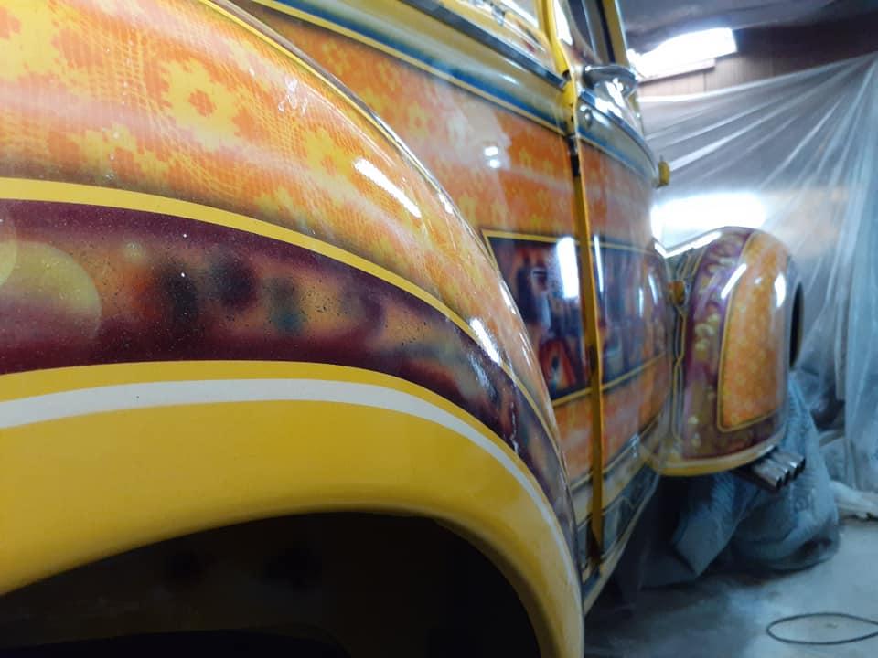 auto's crazy paint - peinture de fou sur carrosseries - Page 2 12632210