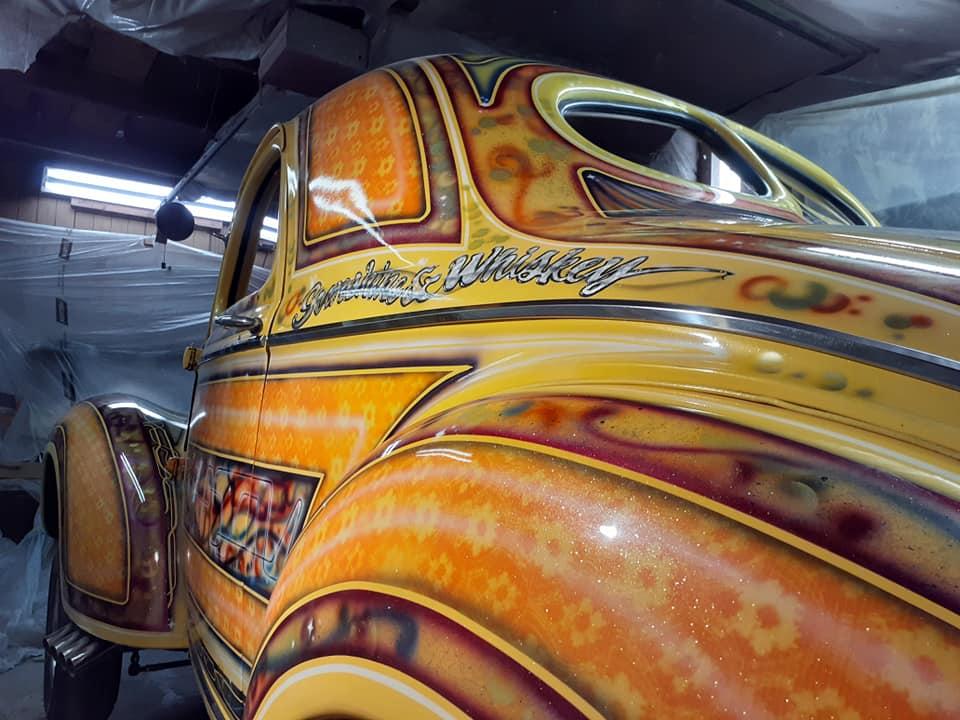 auto's crazy paint - peinture de fou sur carrosseries - Page 2 12635710