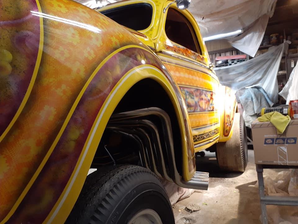 auto's crazy paint - peinture de fou sur carrosseries - Page 2 12637110