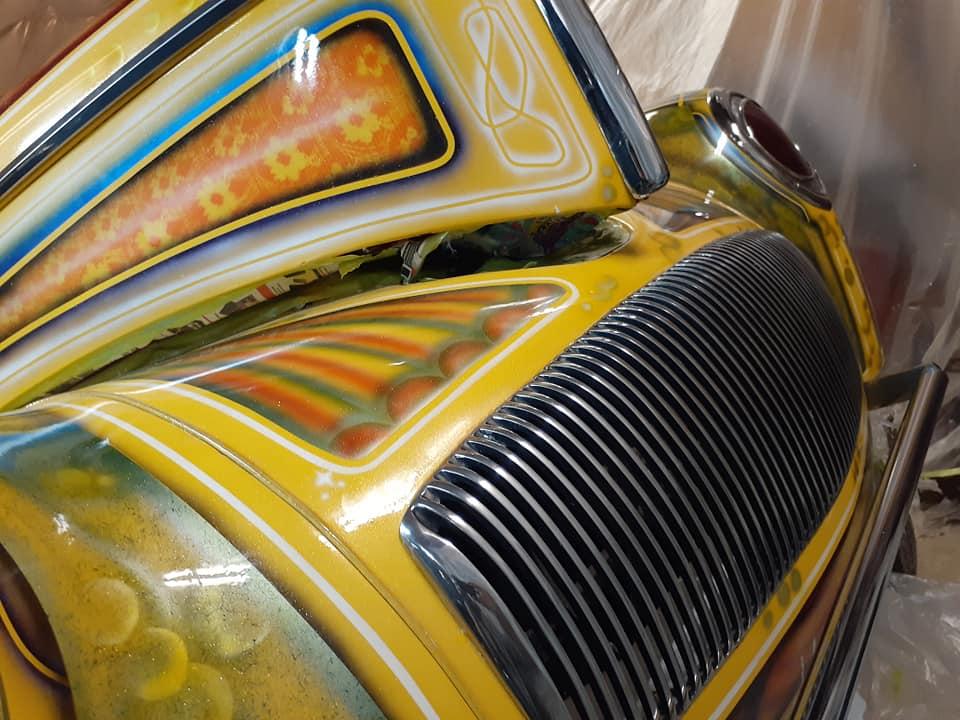 auto's crazy paint - peinture de fou sur carrosseries - Page 2 12649110