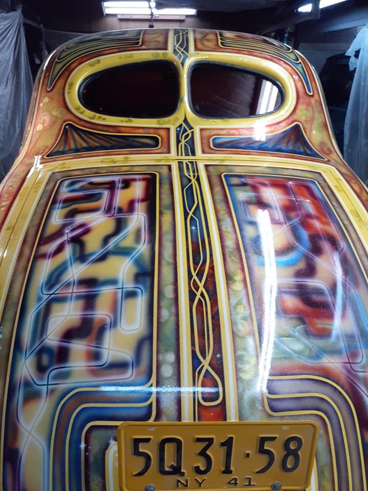 auto's crazy paint - peinture de fou sur carrosseries - Page 2 12651610