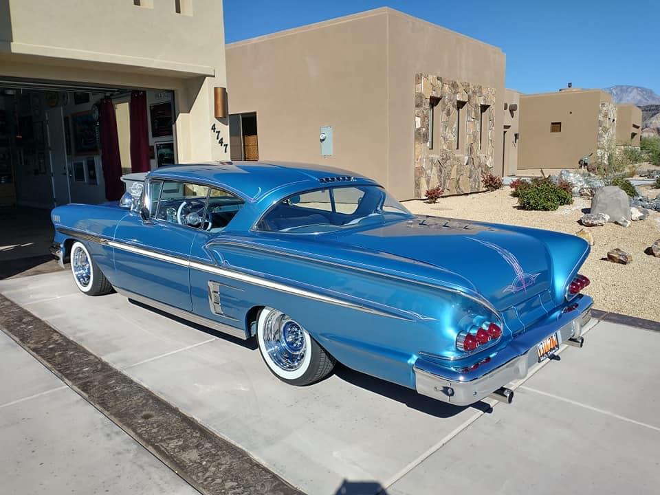 Chevy 1958 custom & mild custom - Page 8 12652410