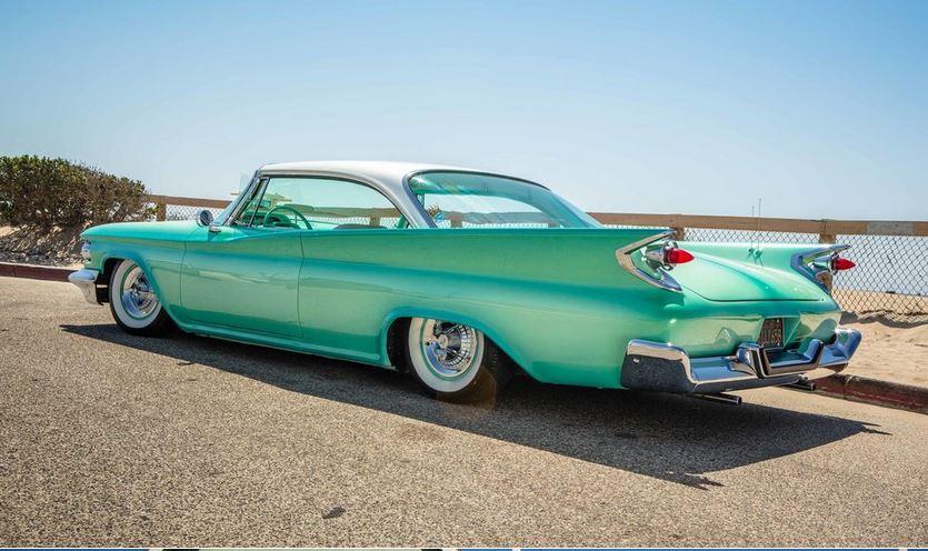 1960-64 Chrysler - Desoto custom & mild custom 12680810