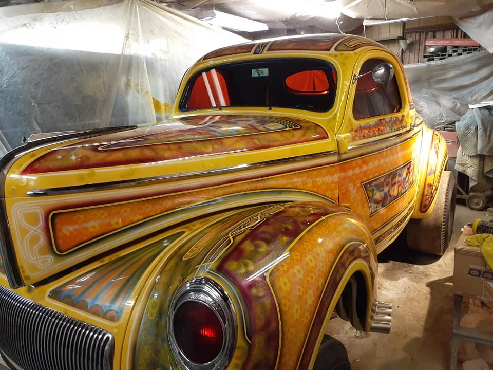 auto's crazy paint - peinture de fou sur carrosseries - Page 2 12681310