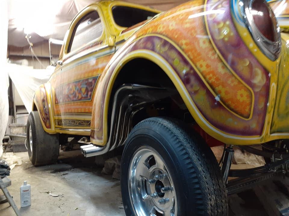 auto's crazy paint - peinture de fou sur carrosseries - Page 2 12681710