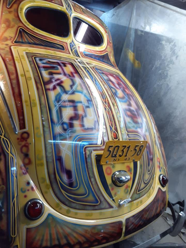 auto's crazy paint - peinture de fou sur carrosseries - Page 2 12683510