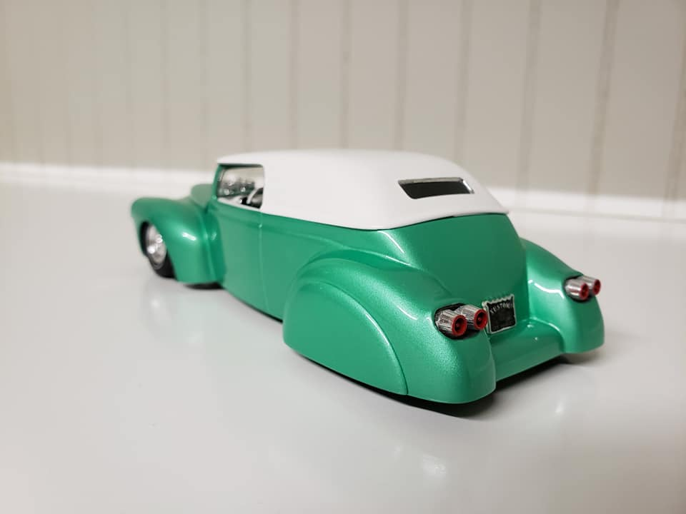 Model Kits Contest - Hot rods and custom cars - Page 3 12686710