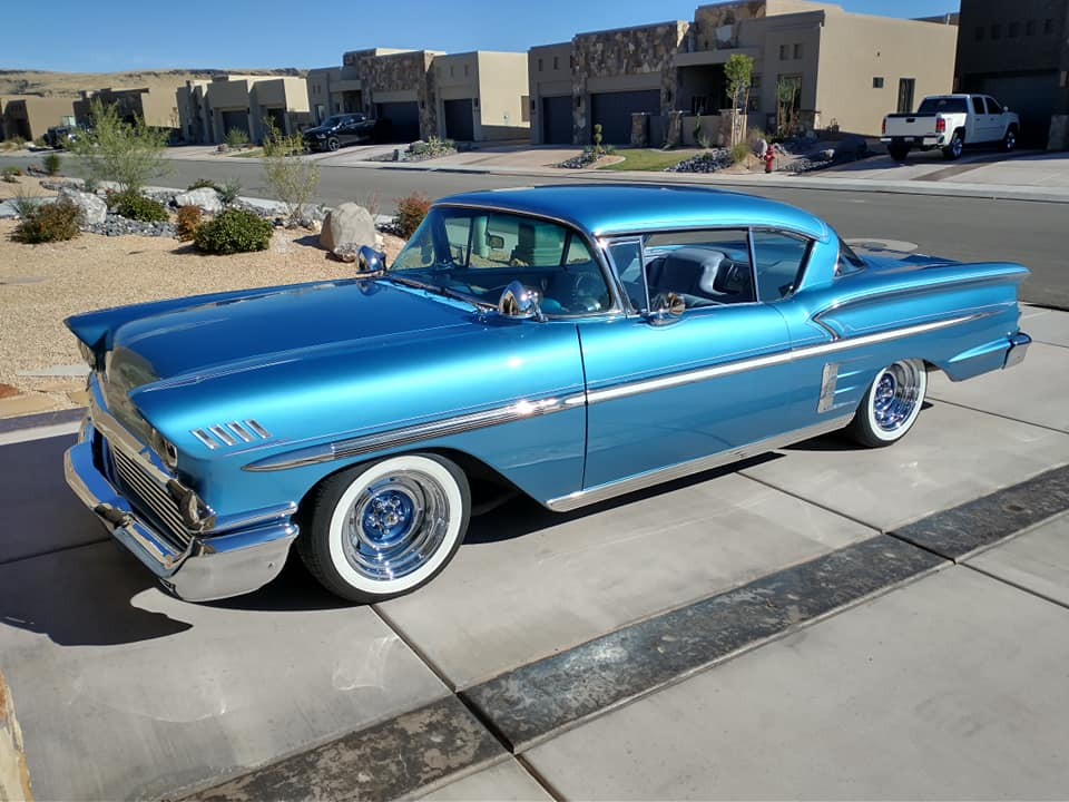 Chevy 1958 custom & mild custom - Page 8 12695010