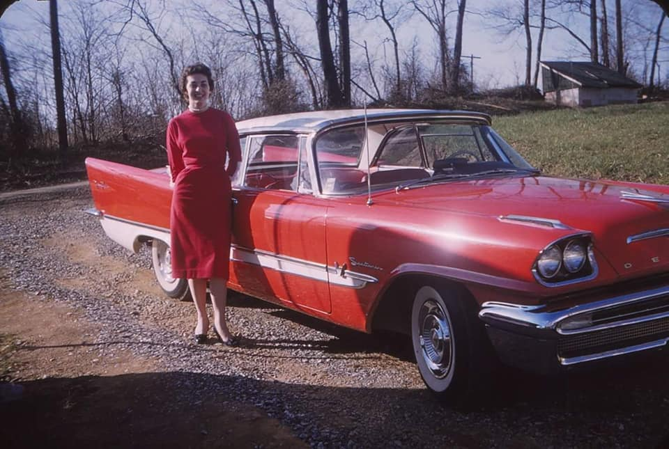 fifties & early sixties cars in situation - Vintage pics - Page 4 12695410