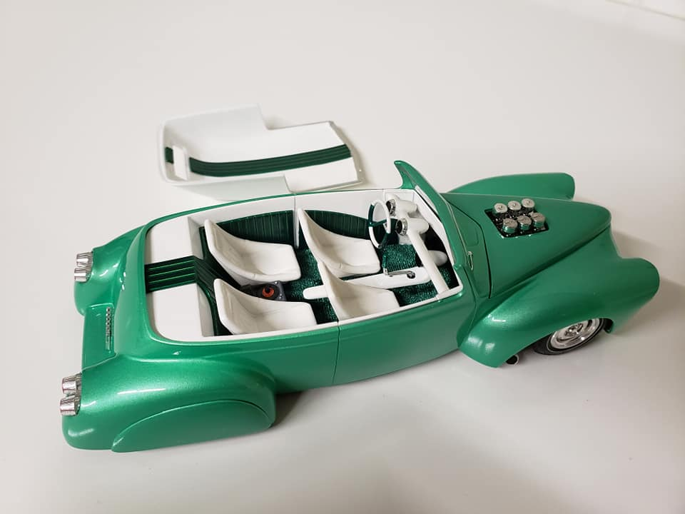 Model Kits Contest - Hot rods and custom cars - Page 3 12716110