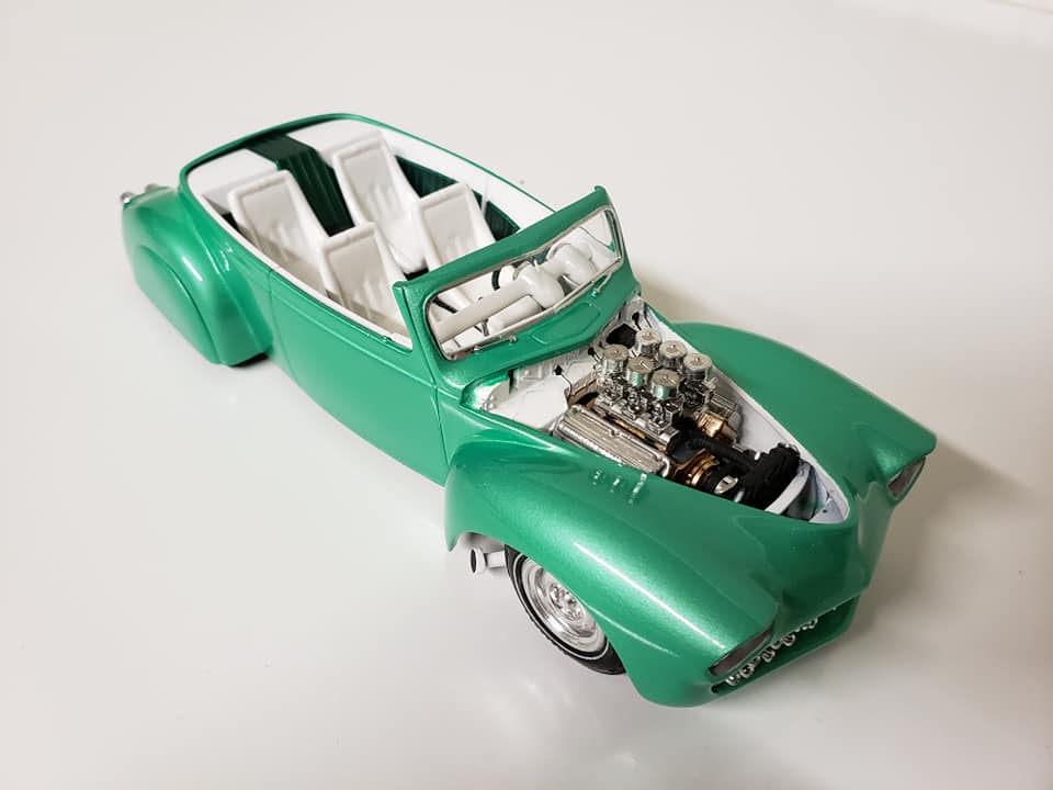 Model Kits Contest - Hot rods and custom cars - Page 3 12727610