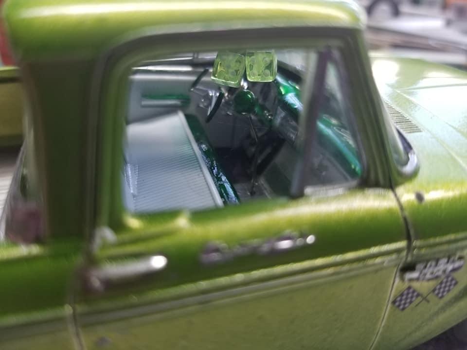 Vintage built automobile model kit survivor - Hot rod et Custom car maquettes montées anciennes - Page 14 12728210