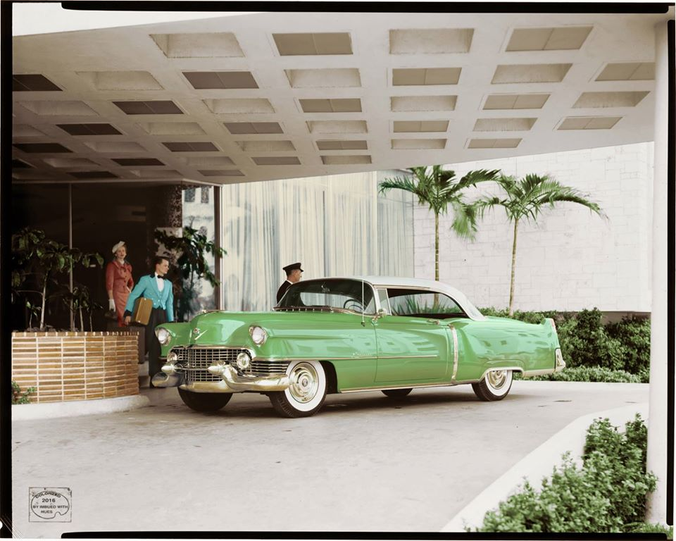 B & W Classic cars and vintage pics colorized by Imbued with hues 12747810
