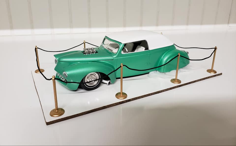 Model Kits Contest - Hot rods and custom cars - Page 3 12753510