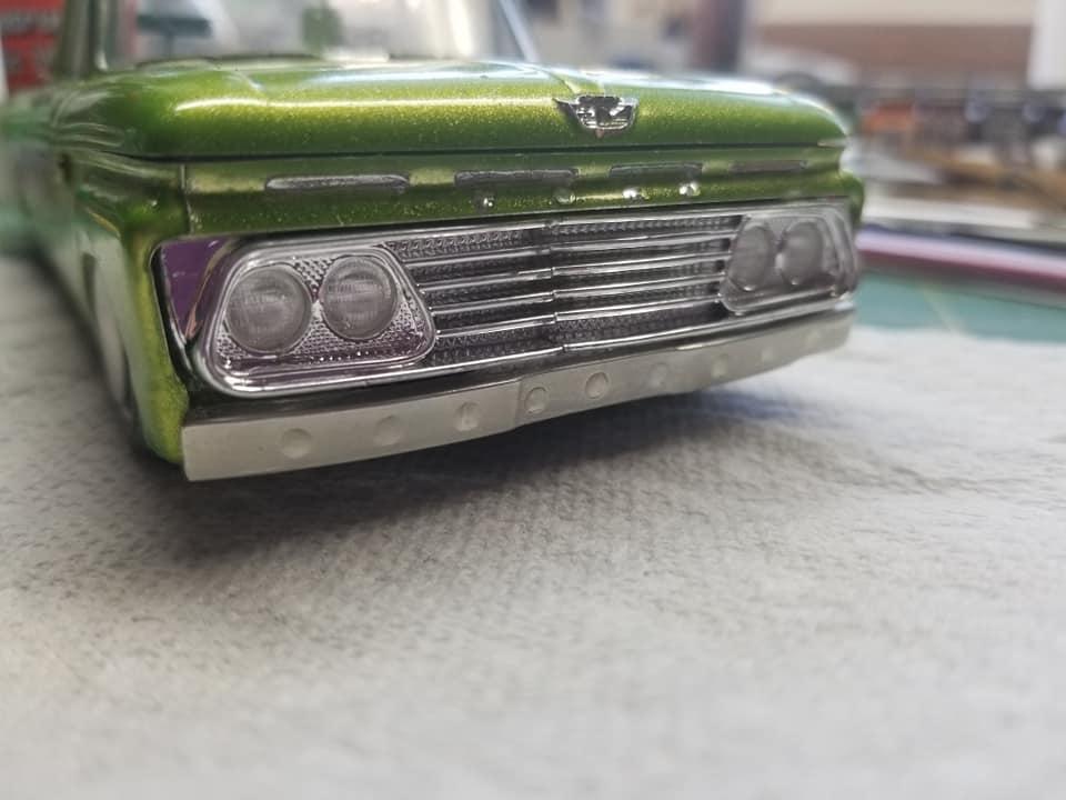 Vintage built automobile model kit survivor - Hot rod et Custom car maquettes montées anciennes - Page 14 12762910