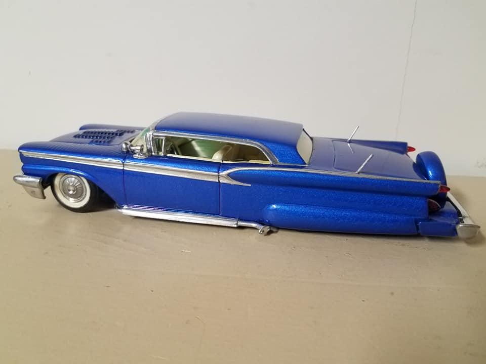 Vintage built automobile model kit survivor - Hot rod et Custom car maquettes montées anciennes - Page 14 12837910