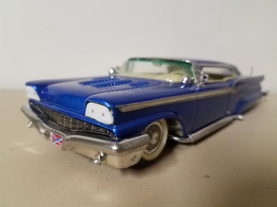 Vintage built automobile model kit survivor - Hot rod et Custom car maquettes montées anciennes - Page 14 12842710