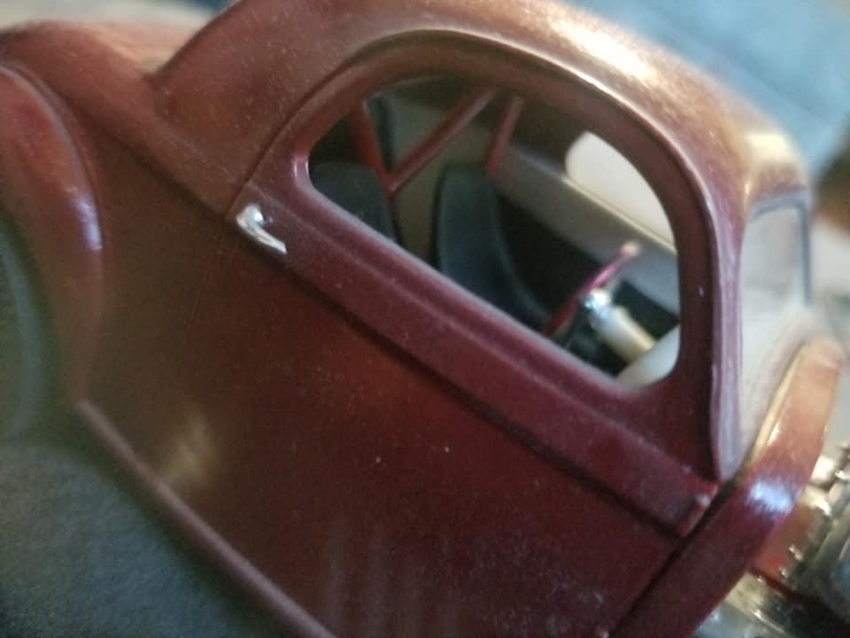Vintage built automobile model kit survivor - Hot rod et Custom car maquettes montées anciennes - Page 14 12843810