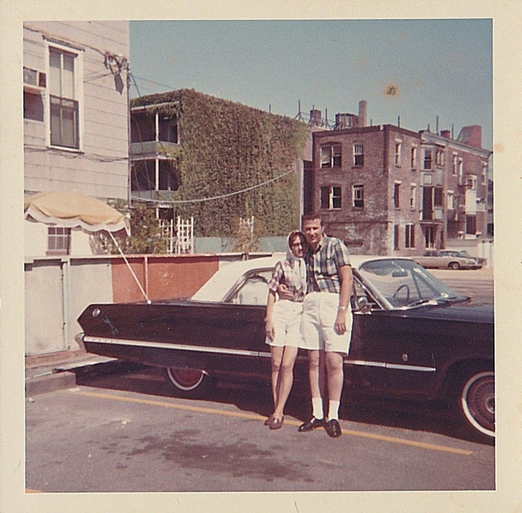 fifties & early sixties cars in situation - Vintage pics - Page 4 12851910