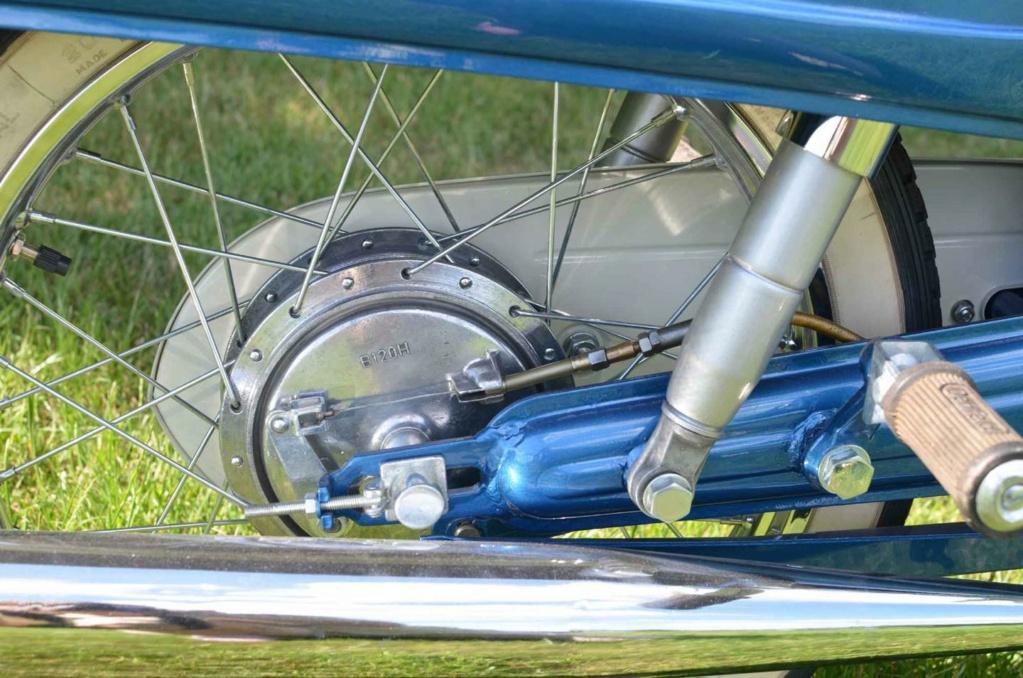 "1961 Victoria 115 ""Tin Banana"" 50cc 12854110"