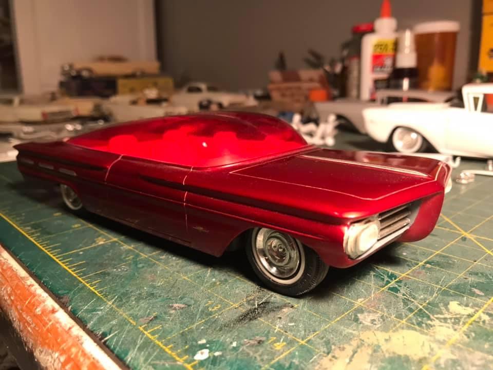 Vintage built automobile model kit survivor - Hot rod et Custom car maquettes montées anciennes - Page 14 12878310