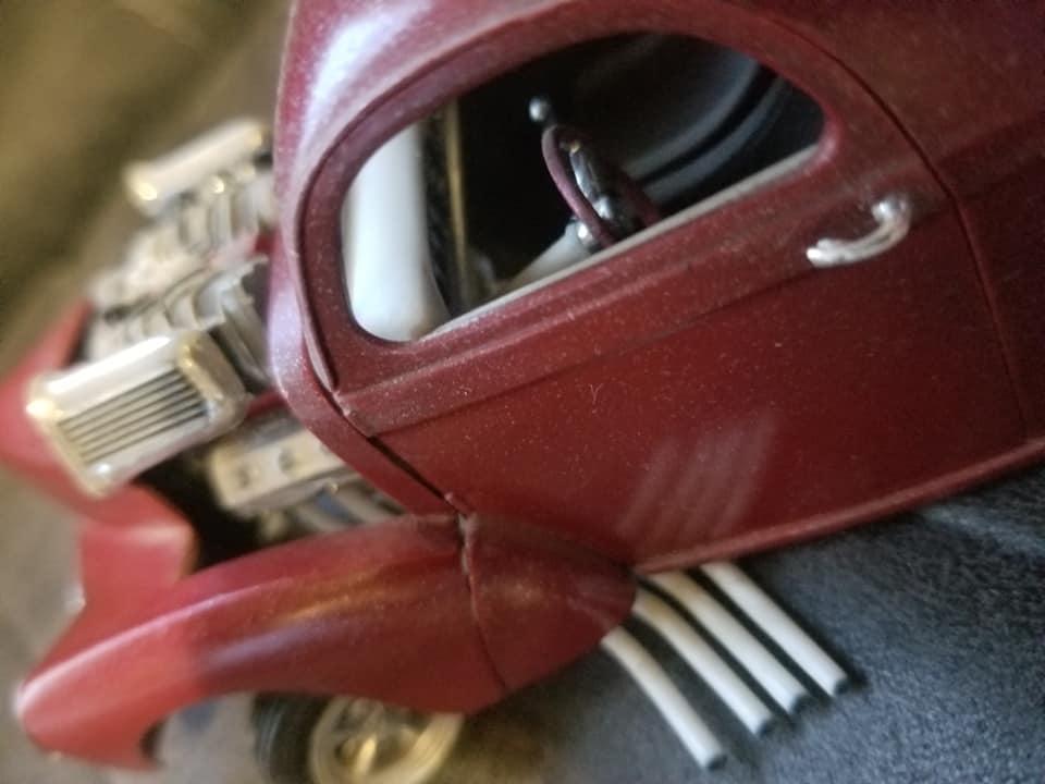 Vintage built automobile model kit survivor - Hot rod et Custom car maquettes montées anciennes - Page 14 12884410