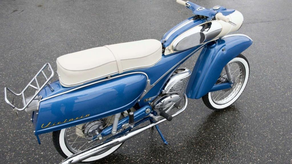"1961 Victoria 115 ""Tin Banana"" 50cc 12895310"