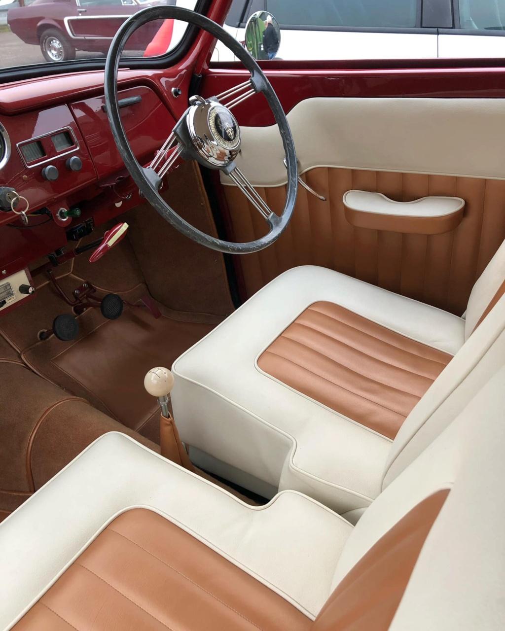 1953 Austin Somerset kustom - Tony Devey 12936910