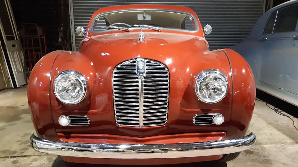 1953 Austin Somerset kustom - Tony Devey 13046210