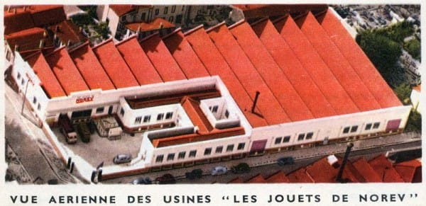 Usine Norev Rue du 4 Août 1789 - Villeurbanne 13072310