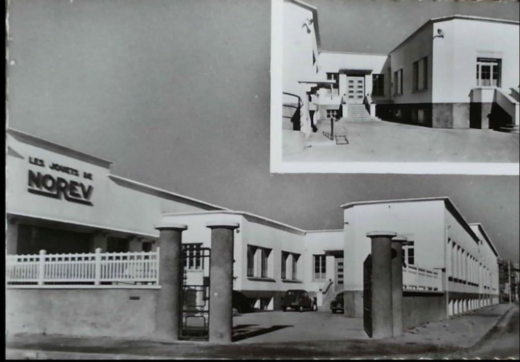 Usine Norev Rue du 4 Août 1789 - Villeurbanne 13080410